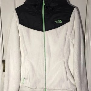 The North Face Oso Osito Jacket White